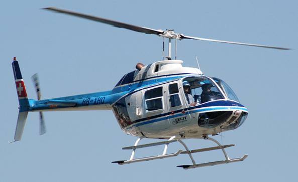 HeliPrinted - Bell Ranger